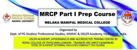 MRCP Part 1 Prep Course with MMMC