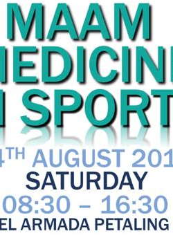 MAAM Medicine in Sports