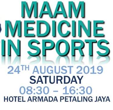 MAAM Medicine in Sports