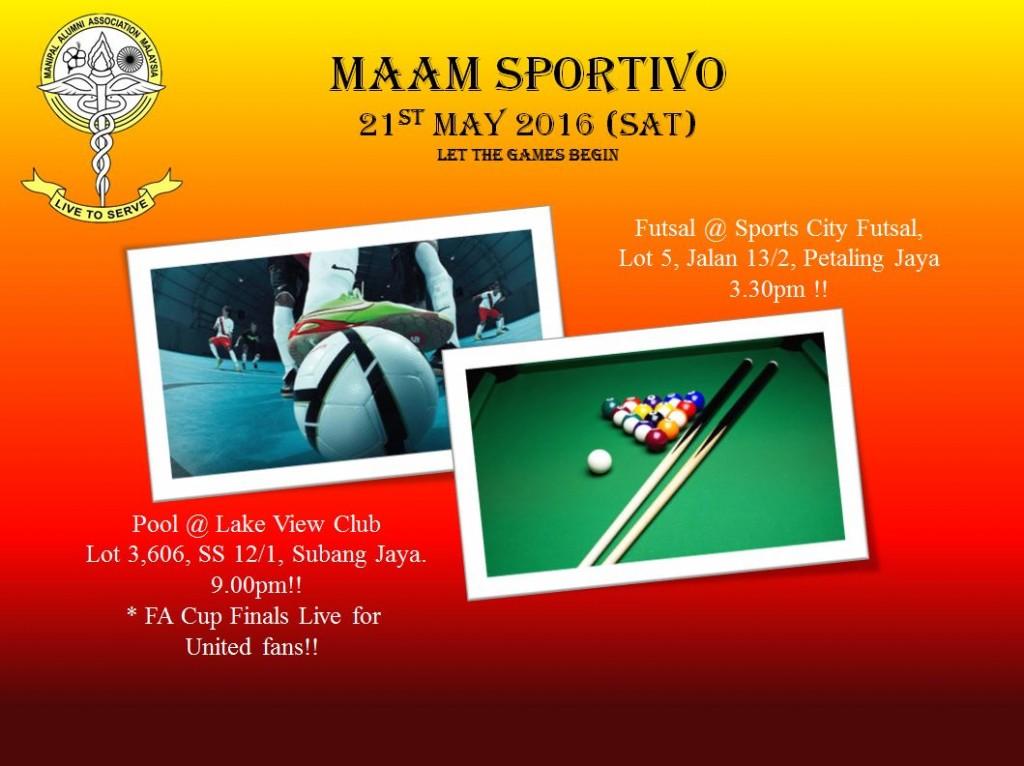 Sportivo May 16