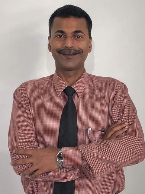 Dr Sivaroshan Puvaneswaran