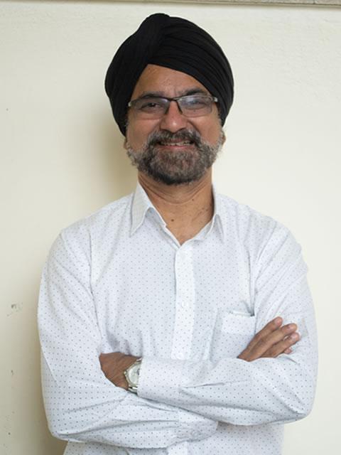 Dr Kewaljit Singh