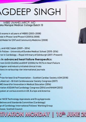Dr Jagdeep Singh