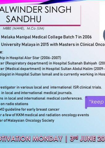 Dr Malwinder Singh