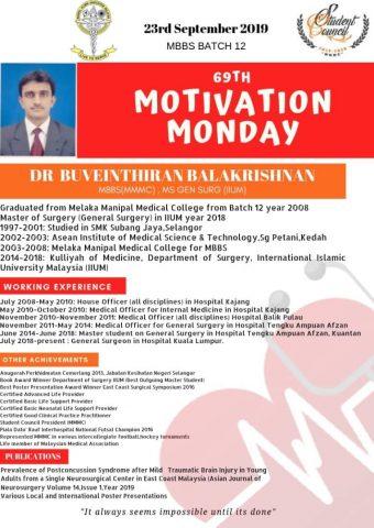 Dr Buveinthiran