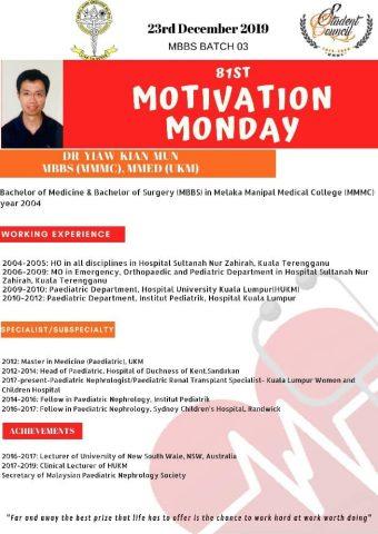 Dr Yiaw Kiaw Mun