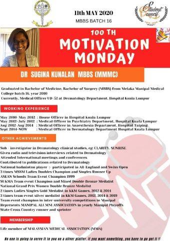 Dr Sugina Kunalan