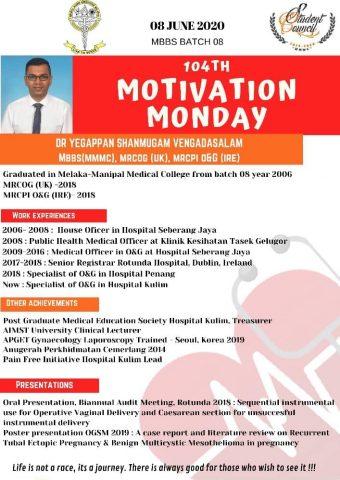 Dr Yegappan Shanmugam