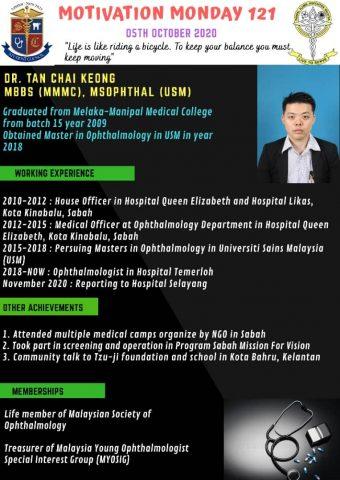 Dr Tan Chai Keong